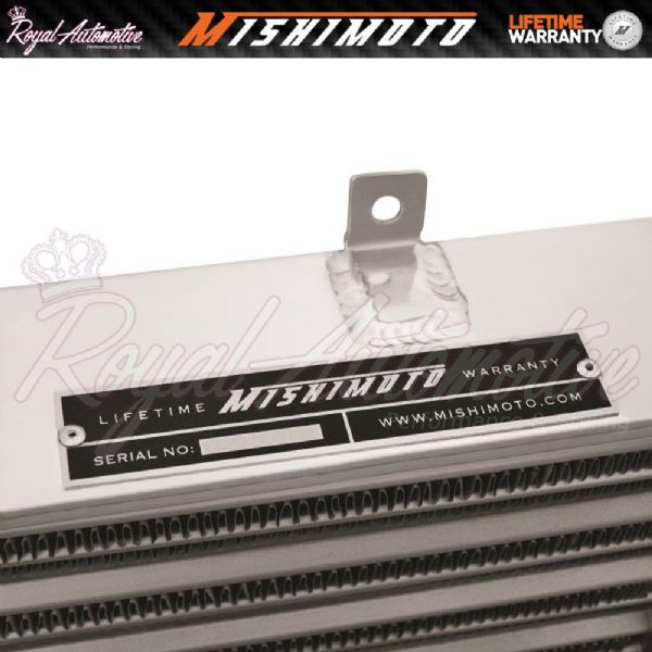Mishimoto Mitsubishi EVO 7 8 9 Front Mount Intercooler Alloy High Performance